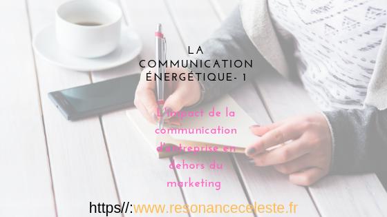 utiliser la communication énergétique dans son entreprise