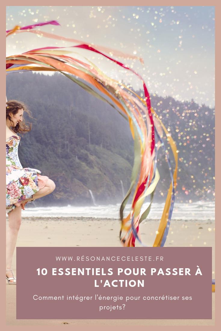 10 façon de stimuler son passage à l'action