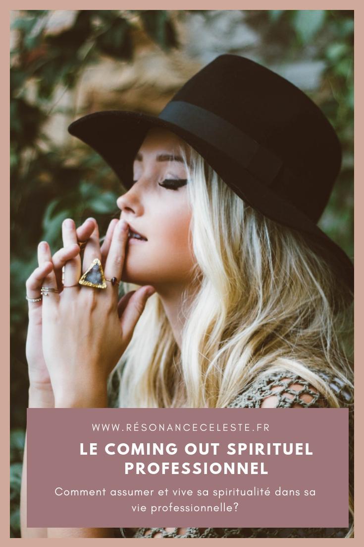vivre la spiritualité au travail